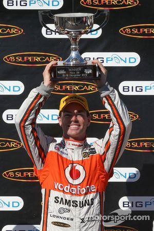 Race winnaar Craig Lowndes, Team Vodafone