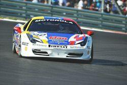 #22 Ferrari of Ft. Lauderdale: Enzo Potolicchio