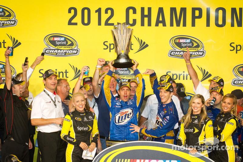 2012: Brad Keselowski, Penske Racing Dodge