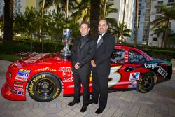 NASCAR Nationwide Series kampioen Ricky Stenhouse Jr., Roush-Fenway Ford