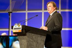 NASCAR vice president for competition Robin Pemberton