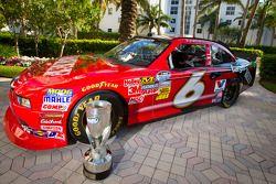 NASCAR Nationwide Series kampioen Ricky Stenhouse Jr., Roush Fenway Ford