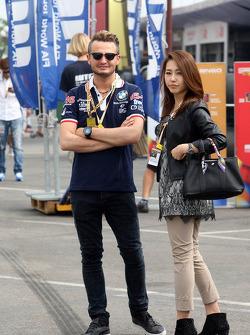 Kei Cozzolino, BMW 320 TC, ROAL Motorsport