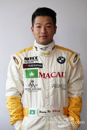 Henry Ho Wai Kun, BMW 320si