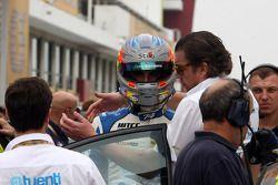 Pepe Oriola, SEAT Leon WTCC, Tuenti Racing Team en vader