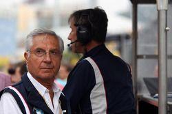 Umberto Grano, Team Roal Motorsport and Roberto Ravaglia,Team Roal Motorsport