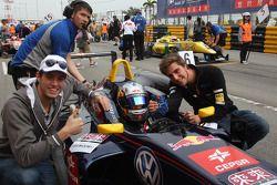 Fernando Monje, SEAT Leon WTCC, SUNRED Engineering, Carlos SAINZ Jnr, Dallara Volkswagen, Carlin en