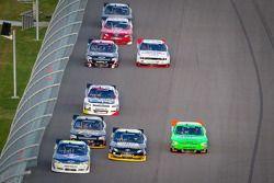 Scott Lagasse, Tommy Baldwin Chevrolet, Ryan Truex, Joe Gibbs Racing Toyota, Danica Patrick, JR Moto