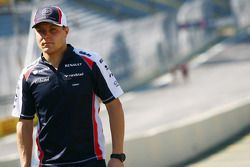 Valtteri Bottas, Williams derde rijder