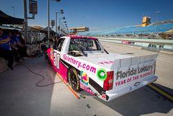 Truck of Nelson A. Piquet, Turner Motorsports Chevrolet