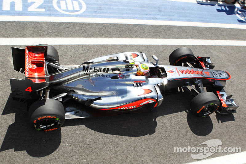McLaren MP4-27 (2012)