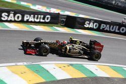 Romain Grosjean, Lotus F1