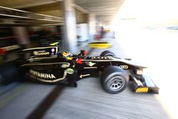 Rio Haryanto, Lotus GP