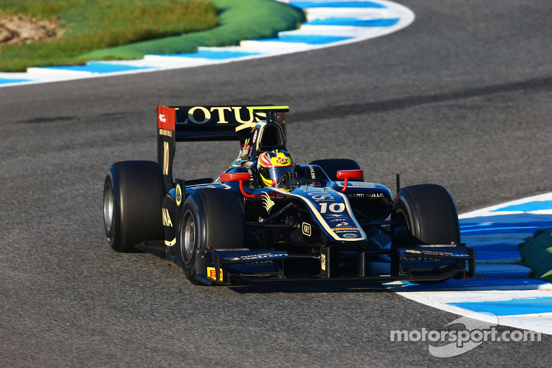 2012: Dallara GP2/11 Mecachrome, GP2