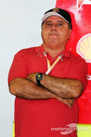 Luiz Antonio Massa, vader Felipe Massa, Ferrari
