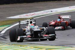 Sergio Perez, Sauber voor Fernando Alonso, Ferrari
