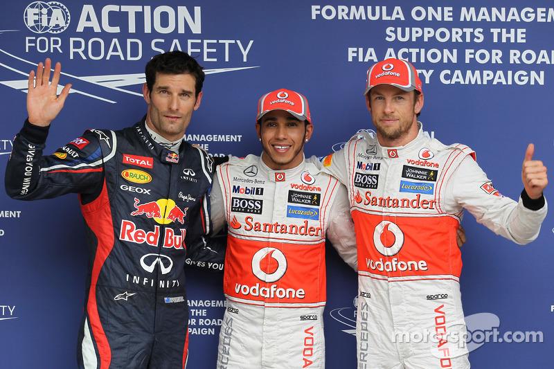 2012 - Lewis Hamilton, McLaren Mercedes