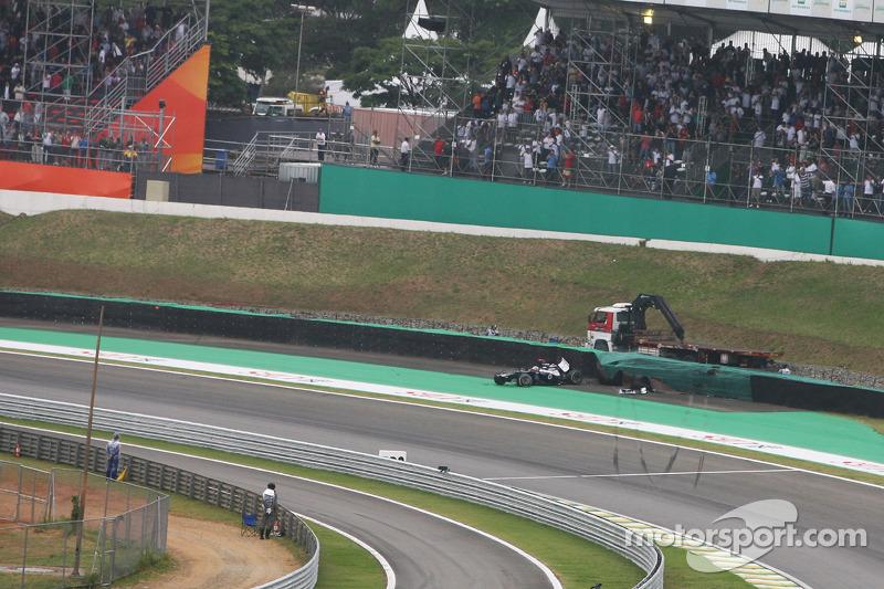 Pastor Maldonado: Grand Prix von Brasilien 2012 in Sao Paulo