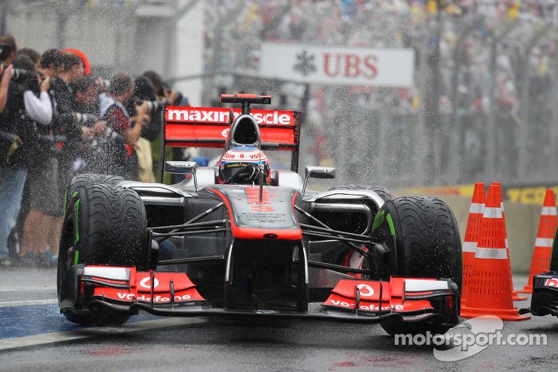 2012: McLaren