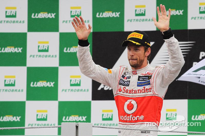 Jenson Button - Letzter Sieg: GP Brasilien 2012 für McLaren