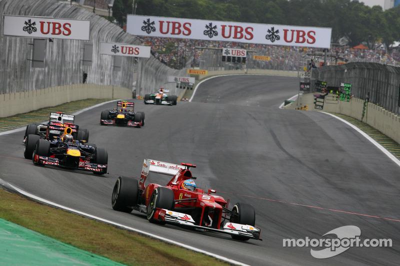 Fernando Alonso, Scuderia Ferrari 2012