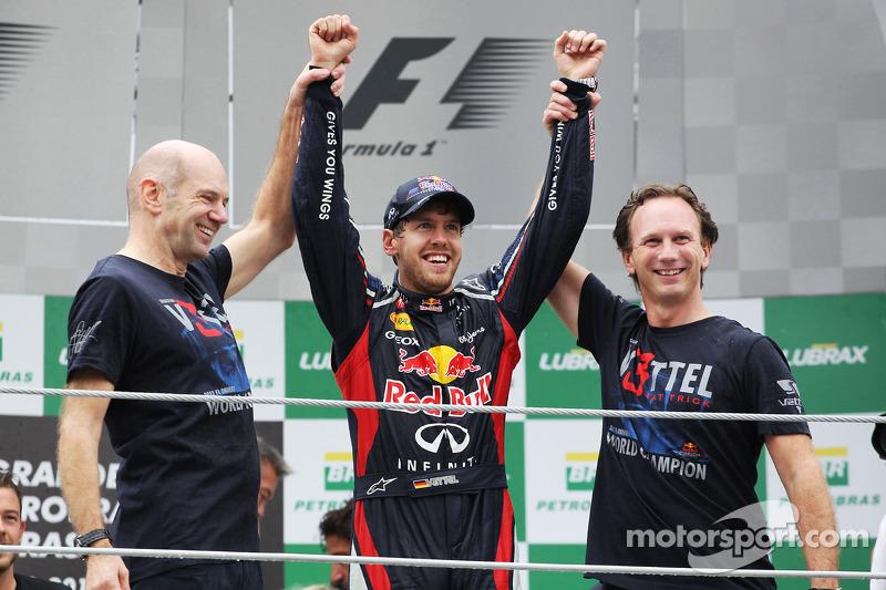 3 - Sebastian Vettel (21 pistas)