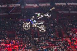 Trick riders show