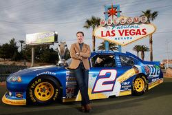 NASCAR Cup-Champion 2012: Brad Keselowski, Team Penske, Dodge