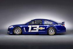 De 2013 Chevrolet SS Sprint Cup wagen