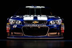 Jimmie Johnson's 2013 Chevrolet SS Sprint Cup