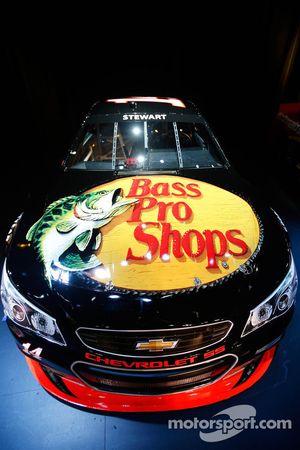 Tony Stewart's 2013 Chevrolet SS Sprint Cup