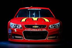Jamie McMurray's 2013 Chevrolet SS Sprint Cup
