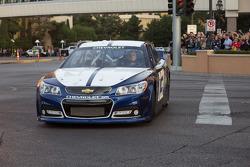 James Buescher drives the 2013 Chevrolet SS