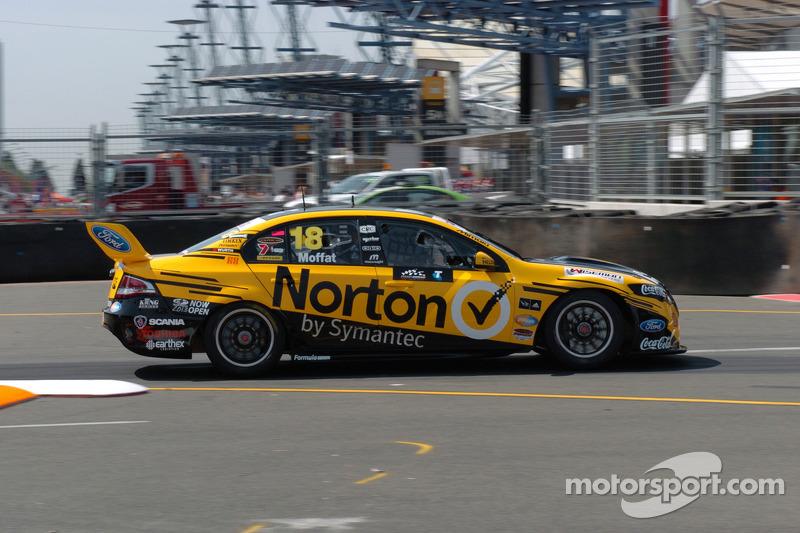 James Moffat, Team Norton