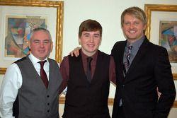 Ryan Dalziel geeft Schotse carter Ciaran Haggerty een reis naar de 2013 Daytona 24