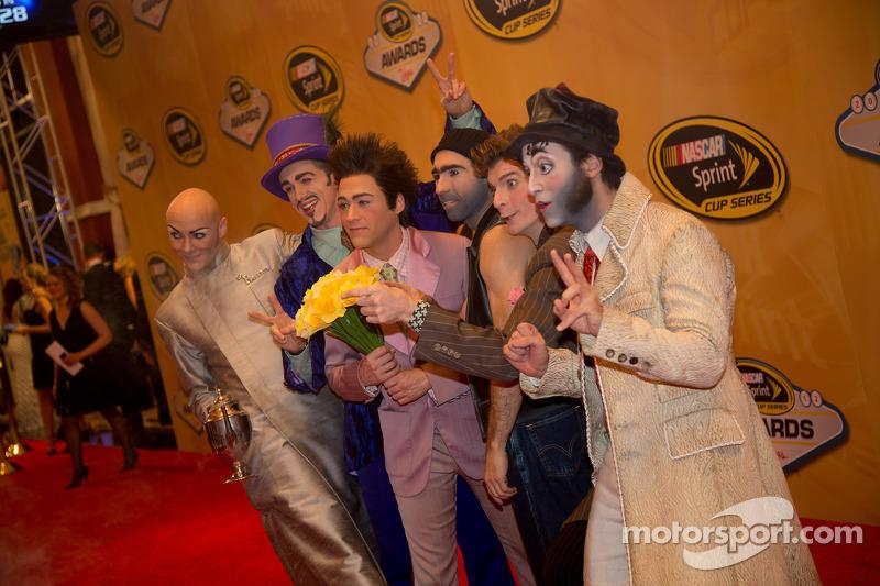 Cirque du Soleil Beatles LOVE performs
