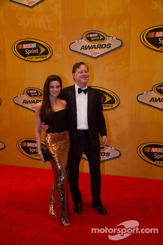 Brian France, CEO NASCAR