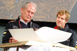 Sebastian Vettel, Red Bull Racing ve Dr. Helmut Marko