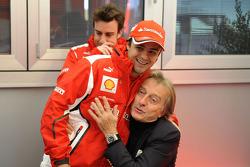 Felipe Massa und Luca di Montezemolo