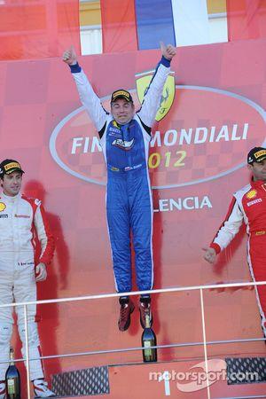 Finali Coppa Shell race winner Alexey Basov