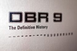 Boek presentatie: DBR9 The Definitive History