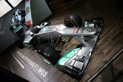 Stand Mercedes AMG Petronas F1 Team