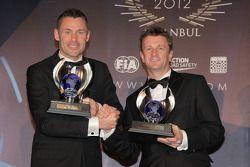 FIA World Endurance Championship - Tom Kristensen - Allan McNish