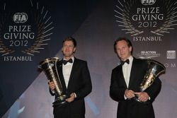 FIA Formula One World Championship - Sebastian Vettel - Christian Horner