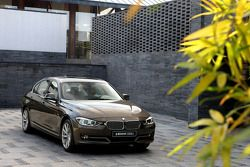 The BMW 3-series sedan