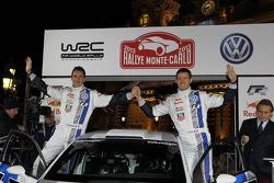 Sébastien Ogier et Julien Ingrassia