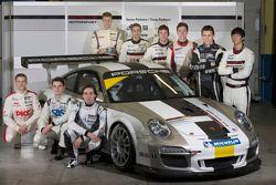 Lid van Porsche Junior programma