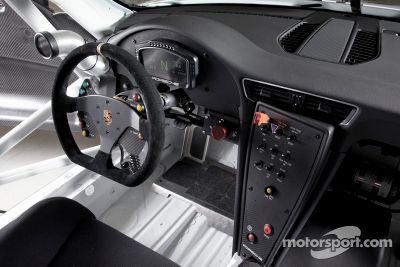 Porsche 911 GT3 Cup onthulling