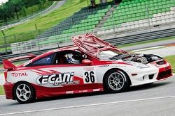 Problems for #36 Toyota Celica: Kenny Lee, Jim Hunter