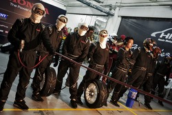Honda teamleden